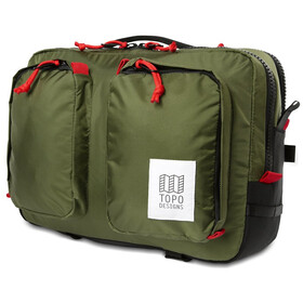 Topo Designs Global Salkku, olive
